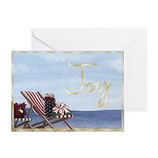 Joyous Beach Greeting Cards (Pk of 10)