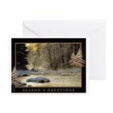 Wintery Creek Greeting Cards (Pk of 10)