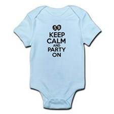 59 year old designs Infant Bodysuit