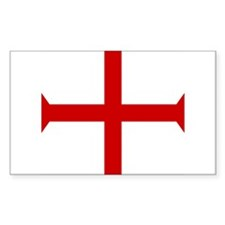 Templar Cross Decal