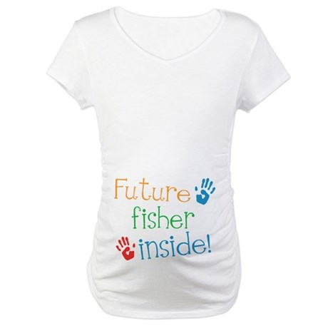 Fisher Maternity T-Shirt