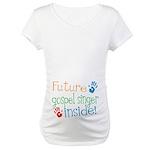 Gospel Singer Maternity T-Shirt