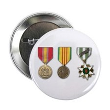 Vietnam Medals Button