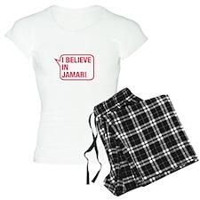I Believe In Jamari Pajamas