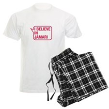 I Believe In Jamari Pajamas