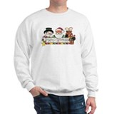 Merry Christmas Trio  Sweatshirt