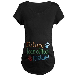 Loan Officer Maternity T-Shirt