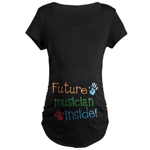 Musician Maternity T-Shirt
