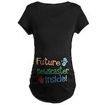 Newscaster Maternity T-Shirt