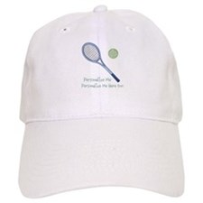 Personalized Tennis Baseball Cap