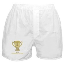 Personalized Trophy Boxer Shorts