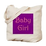 Baby Girl's Room Tote Bag