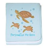 Animals turtle Blanket