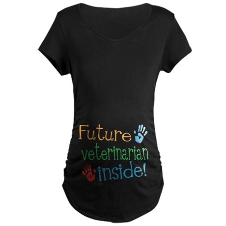 Veterinarian Maternity T-Shirt