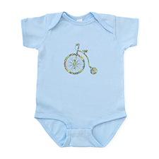 Biclycle Infant Bodysuit