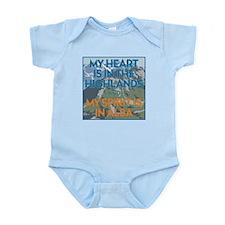 My Heart Infant Bodysuit