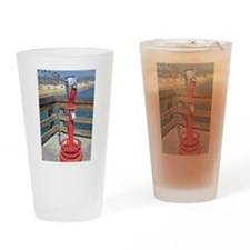Balboa Pier Drinking Glass