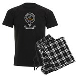Badge - Clelland Men's Dark Pajamas