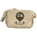 Badge - Clelland Messenger Bag