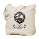 Badge - Clelland Tote Bag