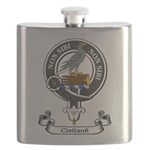 Badge - Clelland Flask