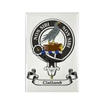Badge - Clelland Rectangle Magnet
