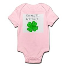 KISS ME HALF IRISH Body Suit