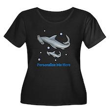 Personalized Hammerhead Shark T