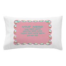 Cute Color your own Pillow Case