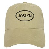 Joslyn Oval Design Baseball Cap
