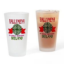 Ballymena, Ireland Drinking Glass