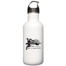 Save a Life Water Bottle