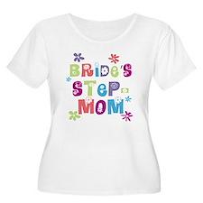 Bride's Step-Mom T-Shirt