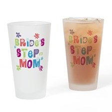 Bride's Step-Mom Drinking Glass