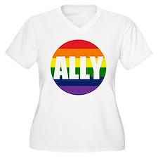 ALLYIKMP.bmp Plus Size T-Shirt