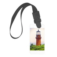 gay head lighthouse.jpg Luggage Tag
