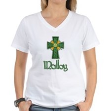 Malloy, Customized Shirt