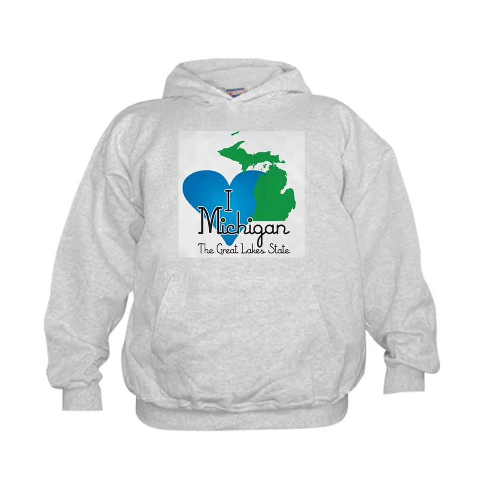Northern Michigan Hoodies & Hooded Sweatshirts  Buy Northern Michigan