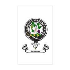 Badge - Burnett Decal