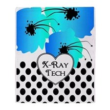xray tech 3 Throw Blanket