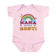 Nana Is The Best Infant Bodysuit