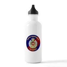 royal engineer veterant Water Bottle