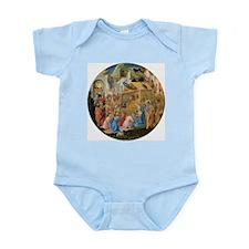 Fra Angelico and Fra Filippo Lippi - The Adoratio