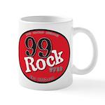 99Rock Rockin' Red 99Rock Mug