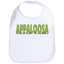 Appaloosa IT'S AN ADVENTURE Bib