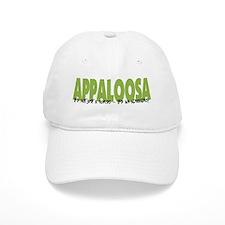 Appaloosa IT'S AN ADVENTURE Baseball Cap