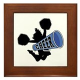 Cheer Framed Tile