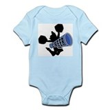 Cheer Infant Bodysuit