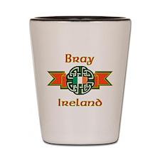 Bray, Ireland Shot Glass