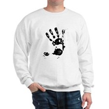 ink blot Sweatshirt